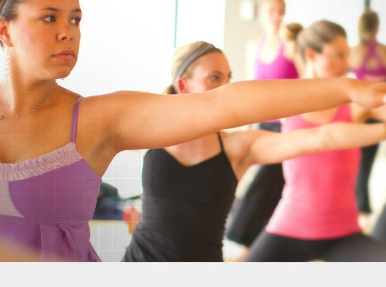 Yoga Class Warrior - sml